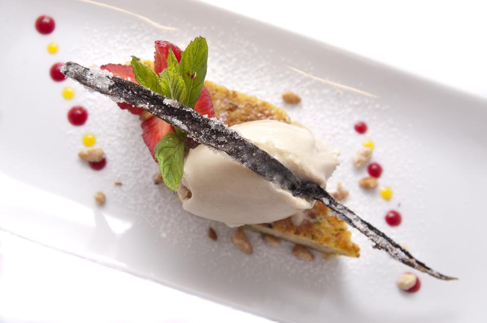 Plating | Desserts | Pinterest | Gourmet Desserts ...